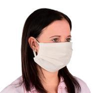 Gesichtsmaske 100% Baumwolle, 1-lagig