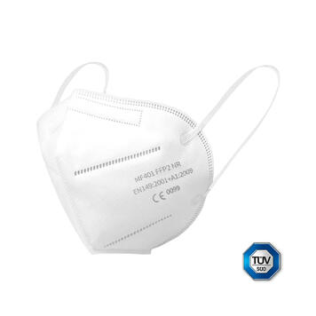 Atemschutzmaske FFP2, VE: 10 Stück