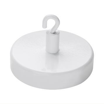 Dekorationsmagnet rund