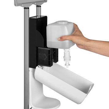 """Hygieneständer """"Sensor-Tondo"""""""